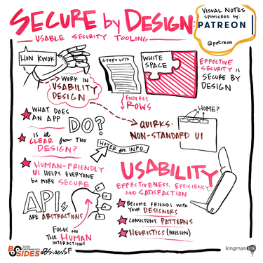 Secure by Design: Usable Security Tooling